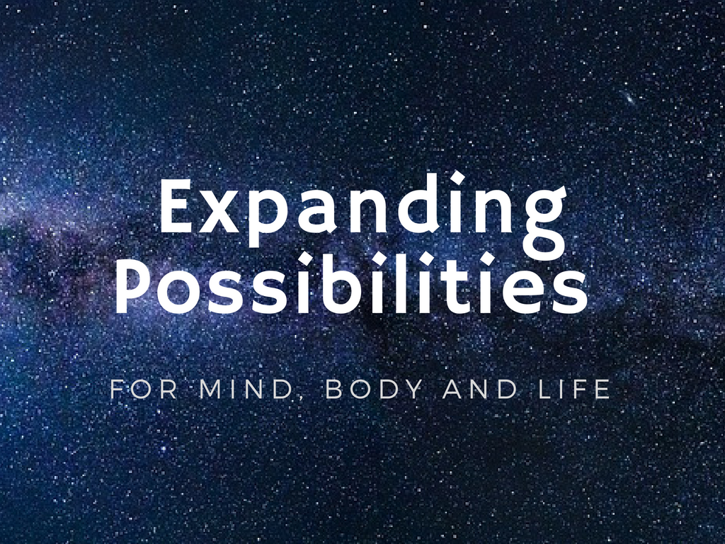 expanding possibilities